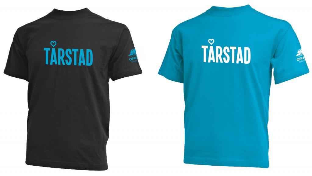 Tårstad T-skjorte